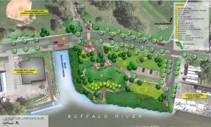 Ohio Street Corridor Landscape Plan